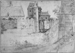 Het kasteel van Tervuren bij Brussel