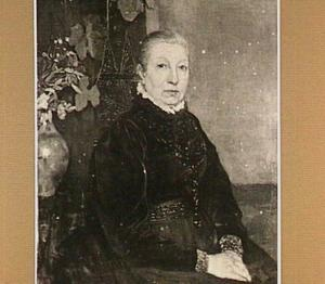 Portret van Emilia Catharina van Wickevoort Crommelin