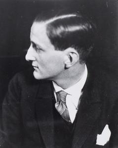 Portret van Nikolaus Pevsner (1902-1983)