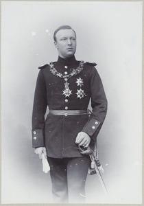 Portret van dhr. Hendrik van Mecklenburg-Schwerin (1876-1934)