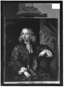 Portret van Arent van Haersma (1645-1709)