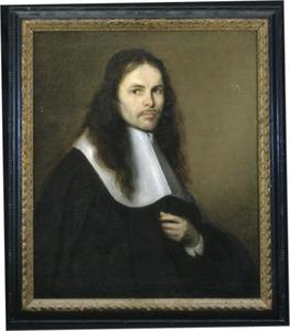 Portret van Stanislaus Lubienietzki (1623-1675)