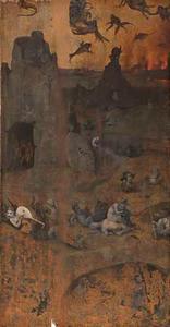 De hel of de boosheid van de mensen (Genesis 6:5)