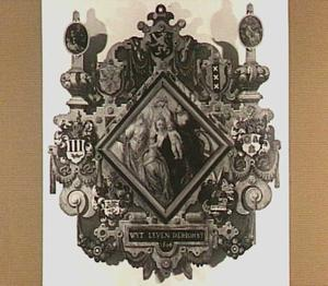 Blazoen van de Amsterdamse rederijkerskamer 't Wit Lavendel