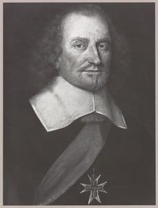 Portret van Johan Maurits van Nassau-Siegen (1605-1679)