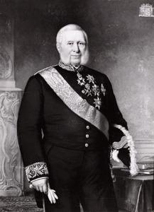 Portret van Louis Gaspard Adrien van Limburg Stirum (1802-1884)