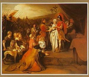 De grootmoedigheid van Scipio (Livius 26:50)
