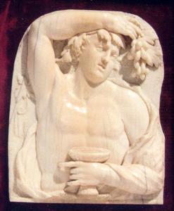 Allegorie op de herfst (Bacchus)