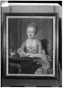 Portret van Hester Hooft (1748-1795)