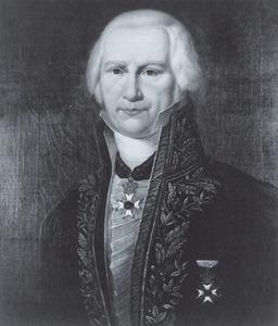 Portret van Petrus Hofstede (1755-1839)