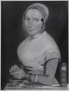 Portret van Adriana Francoise Petronella van Tengnagell (1741-1807)
