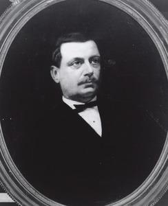 Portret van Joost Taets van Amerongen (1832-1871)