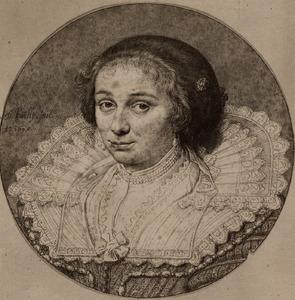 Portret van Aertgen Witsen (1599-1652)