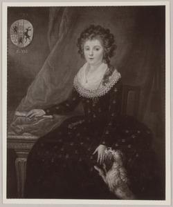 Portret van Maria Aylmer ten Cate (1777-1798)