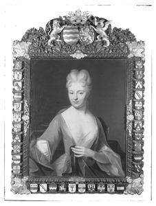 Portret van Johanna Charlotte van Renesse van Lockhorst (1695-1723)
