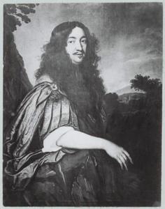 Portret van Fabian III zu Dohna (1617-1668)