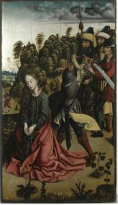 Onthoofding van Heilige Barbara