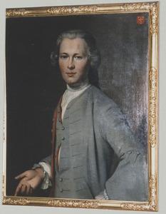 Portret van een man, waarschijnlijk Hendrik Engelen (1715-1787)