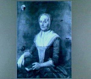 Portret van Isabella Cornelia van der Brugh (1722-?)