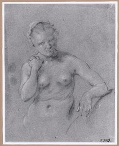 Vrouwelijk naakt, ten halven lijve