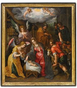 De geboorte van Christus (Lucas 1: 2-20)