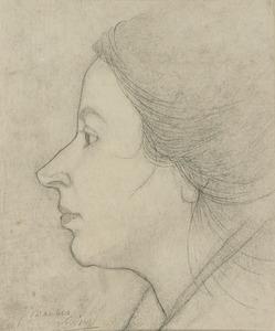 Portret van Annie