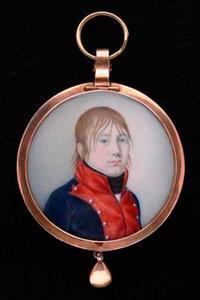 Portret van Carel Sirardus van Hogendorp (1788-1856)