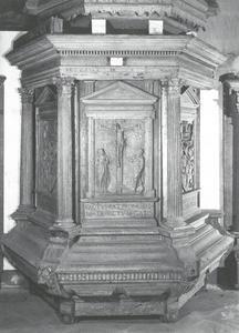 Kansel uit het Klooster Doberan