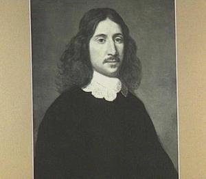 Portret van een man, wellicht een lid van het geslacht De Witt