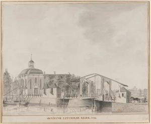 De nieuwe Lutherse kerk, Rotterdam