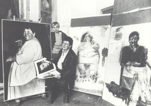 Burgi Kühnemann en Anette Berns