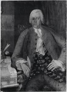 Portret van Felix Franciscus van Kiel