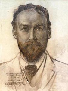 Portret van Gerard Brom (1882-1959)