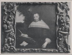 Portret van Cornelia van Wouw (1601-1681)