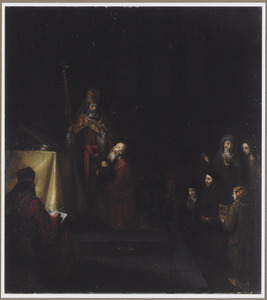 De opdracht in de tempel (Lucas 2:22-39)