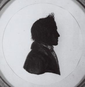 Portret van Cornelis Stam (1782-1861)