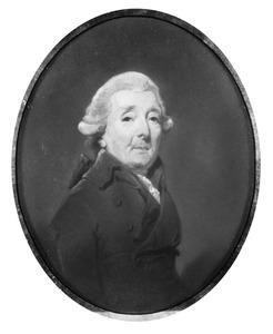 Portret van Joachim Ferdinand de Beaufort (1719-1807)