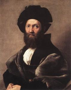 Portret van Baldassare Castiglione (1478–1529)