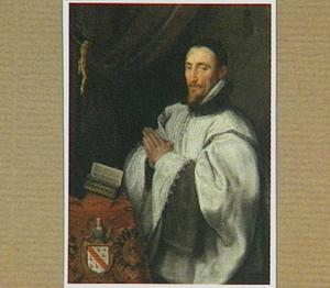 Portret van Maximilianus van Eynatten (?-?), kanunnik van de O.L.V.kathedraal te Antwerpen