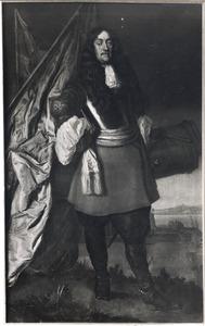 Portret van Eiler Baron Holck van Holckenhavn (1627-1696)