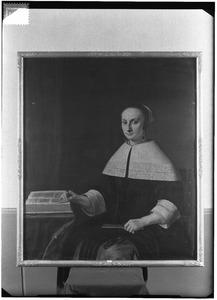 Portret van Maria Heydanus (1628-1706)