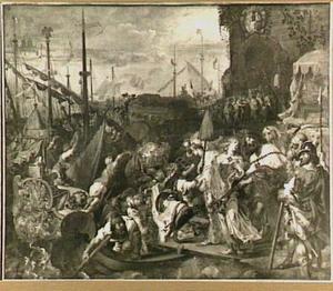 De inscheping van de H. Ursula en de tienduizend maagden