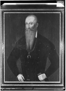 Portret van Reinoud van Brederode (1492-1556)