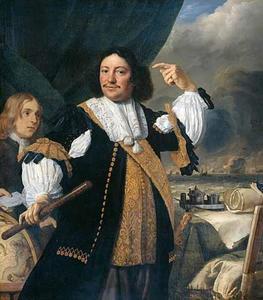 Portret van Aert van Nes (1626-1693)