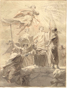 Religieuze allegorie