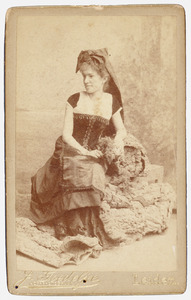 Portret van S. Messling