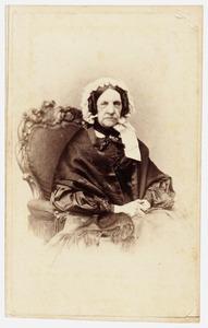 Portret van Charlotta Jacoba van Heeckeren (1783-1870)