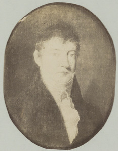 Portret van Coenraad Willem Antoni van Haersolte (1783-1862)