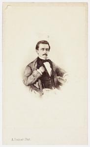 Portret van Pieter Hendrik Reynst (1830-1856)