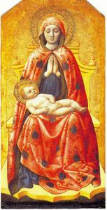 Maria en kind
